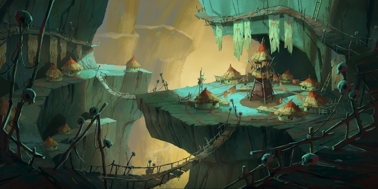 visualdevelopment, environmentdesign - syt_huang | ello