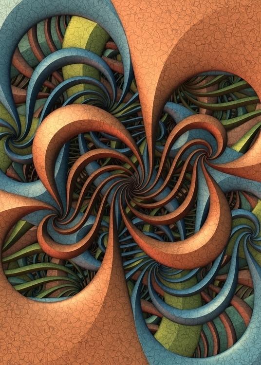Swingtime - swingtime, fractal, 3D - lyle1958 | ello