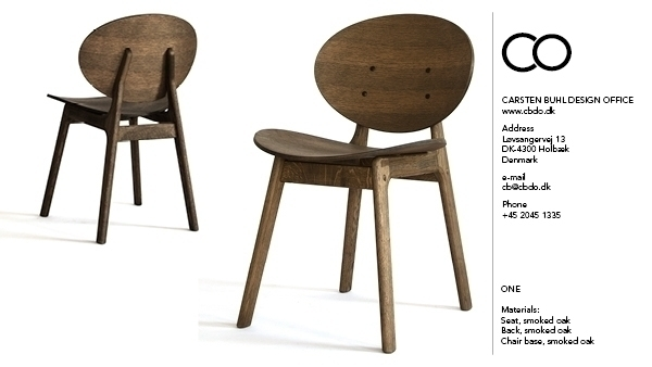 smoked oak. Designed Danish des - carstenbuhl-2853 | ello