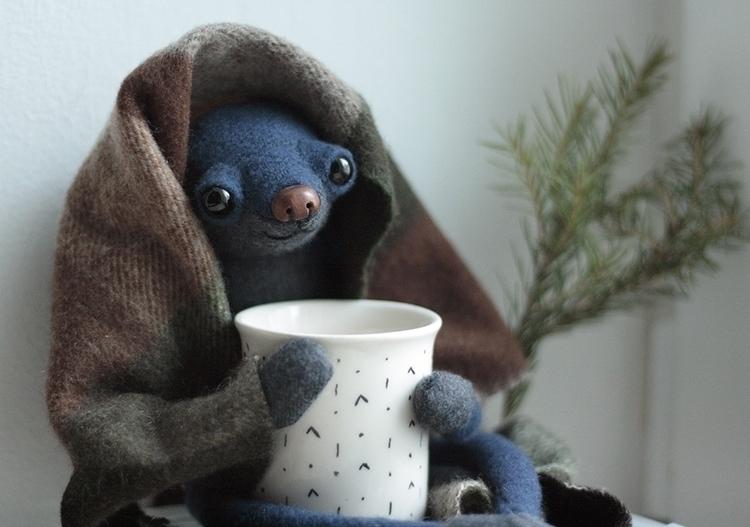 survive winter weather? Drink h - mutatoys | ello
