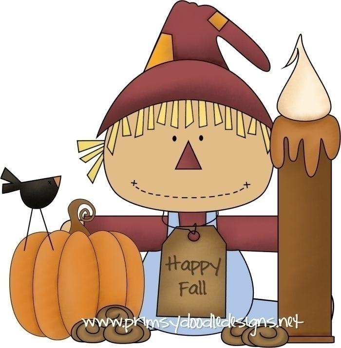 Prim Scarecrow - illustration - lisacraig   ello