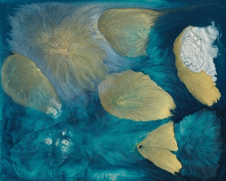Distance - painting, acrylicpainting - douglasfischerfineart   ello