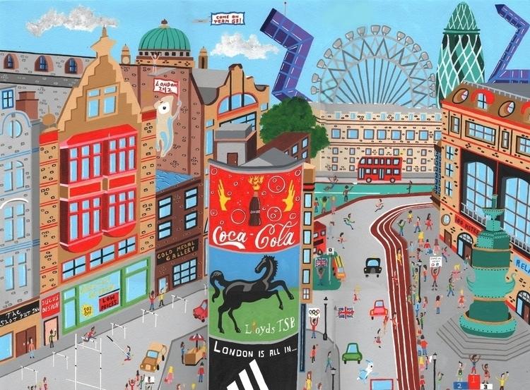 London 2012 Olympics - london2012 - mohanballard | ello