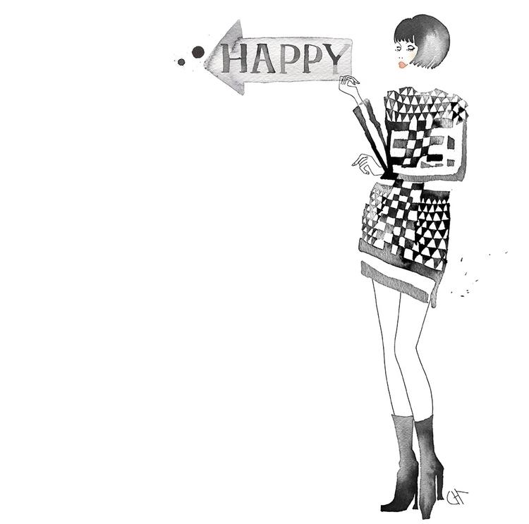 illustration, fashion, fashionillustration - chicoh-7423   ello