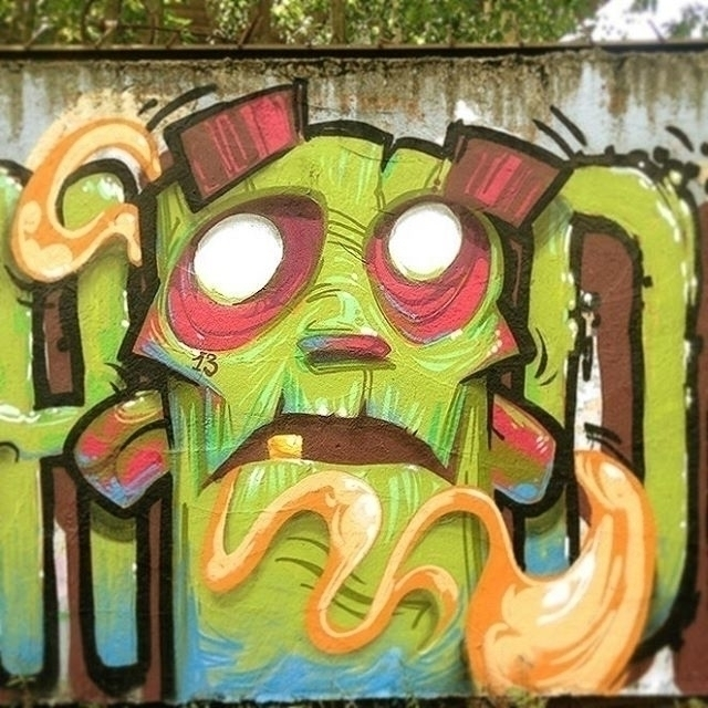 aleksandrhade, hade, art, streetart - aleksandrhade | ello
