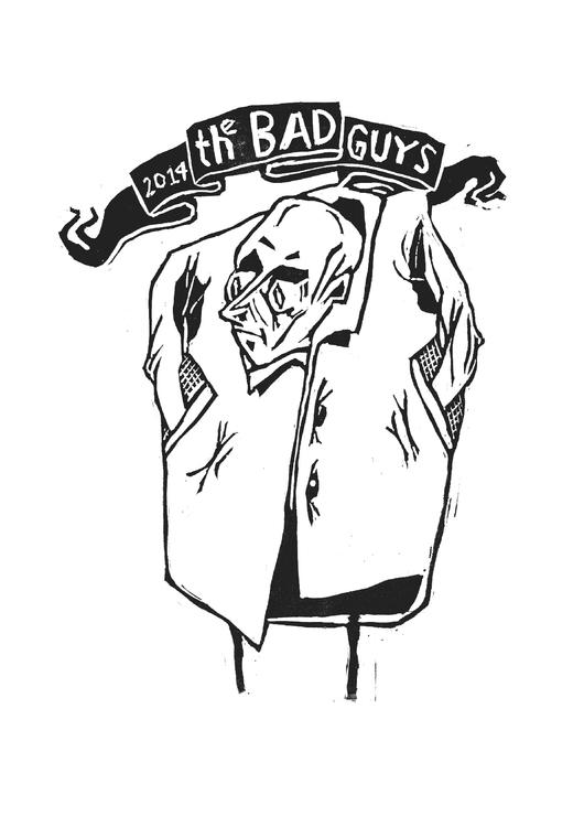 Bubnovski - characterdesign, illustration - aleksandr_butylin | ello