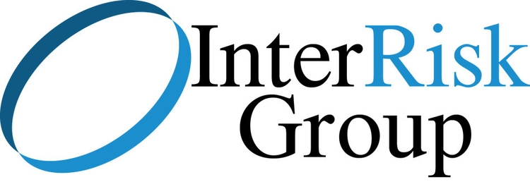 InterRisk Group - consultancy, logo - mauriciofreeze | ello