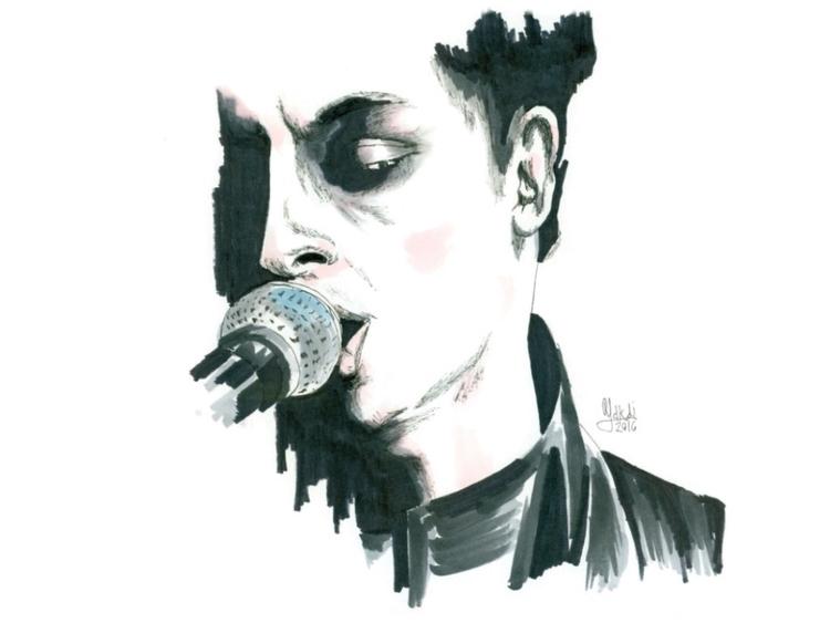 Blvd. Broken Dreams - Green Day - yaksiart | ello