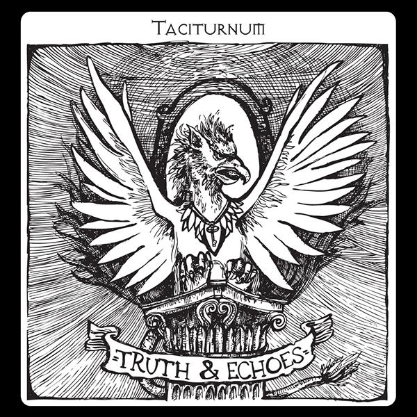 Taciturnum CD cover - cdcover, bird - litae | ello