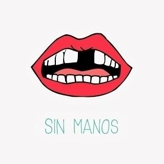 hands - illustration, mouth, teeth - bhmideas | ello