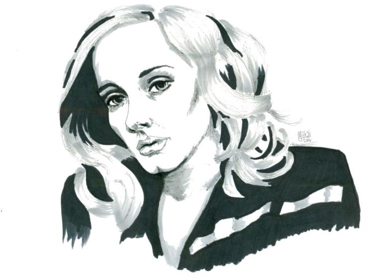 Helo - Adele - yaksiart | ello