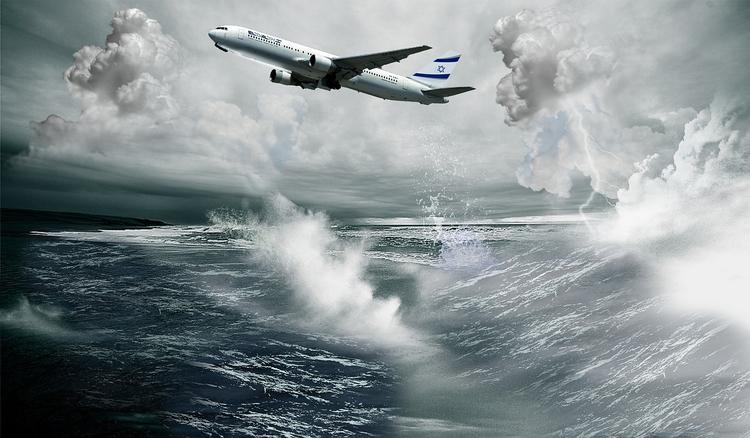 EL AL ISRAELI AIRLINES 03 - characterdesign - golaniyehuda | ello