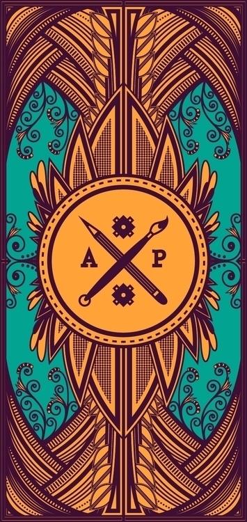 ArtyP 2016 Skin sticker Iphone  - artyp | ello