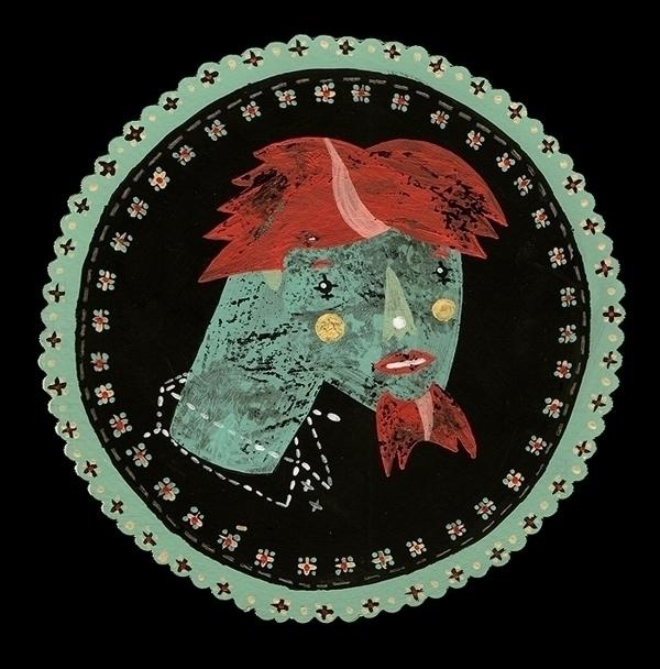 Lazarus - illustration, marinamilanovic - marinamilanovic-2473   ello
