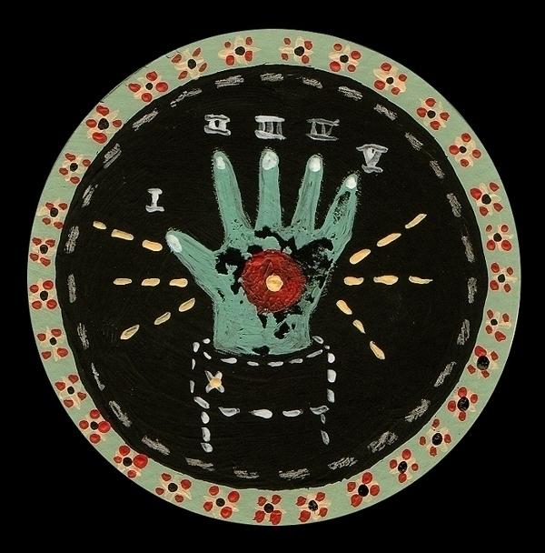 Curse Hand - illustration, marinamilanovic - marinamilanovic-2473 | ello
