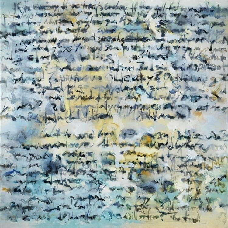 Obsessions, Oil linen, 50 / 127 - ritchard27 | ello
