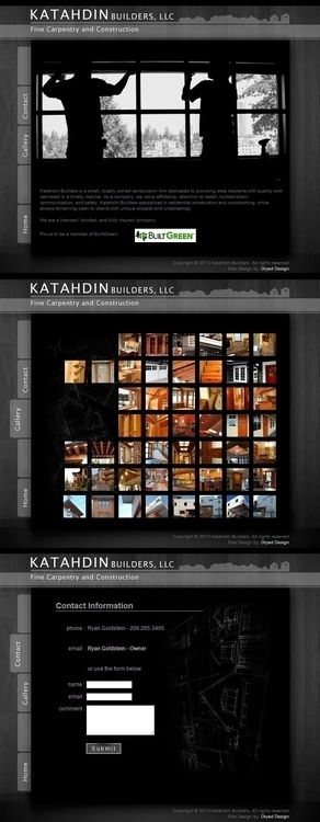 webdesign, website, web - katiecalaway | ello