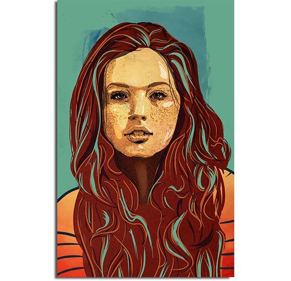 Daria Sidorchuk portrait. Part  - cichecki | ello