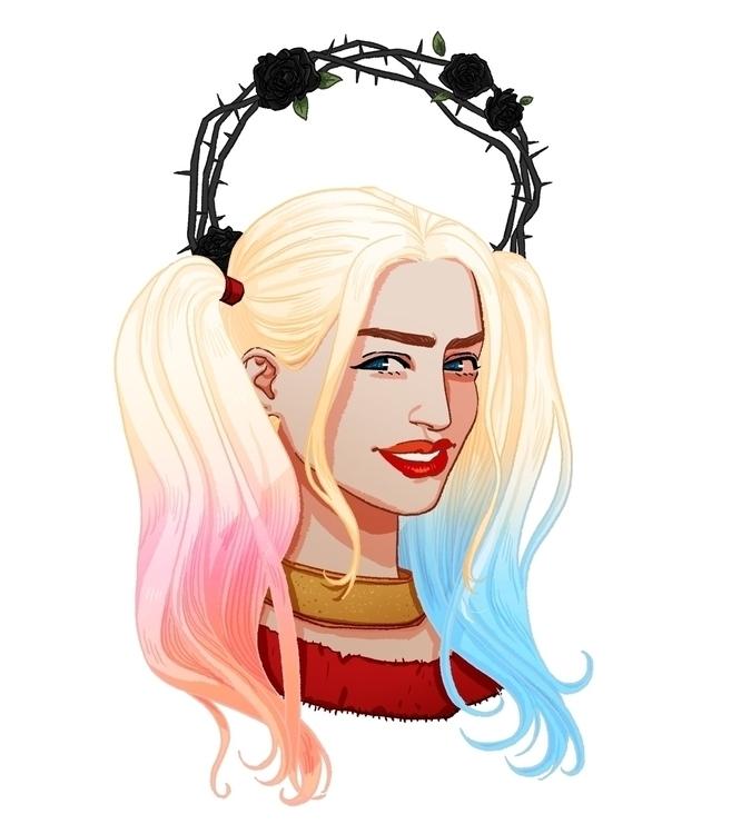 Harley Quinn - Suicide Squad - harleyquinn - awrugro | ello