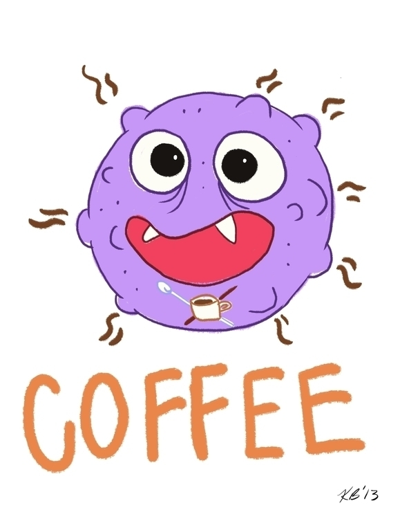 Coffee-ing (Koffing - Pokemon, koffing - katyabowser | ello