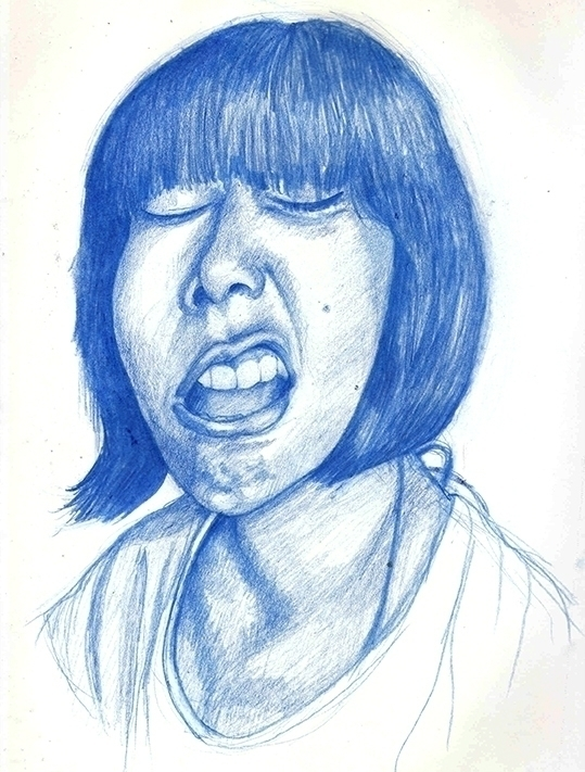 Cebu friends - drawing, illustration - khalidrobertson | ello