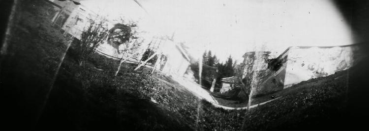 Pinhole photography - pinhole, blackandwhite - alesa-7823 | ello