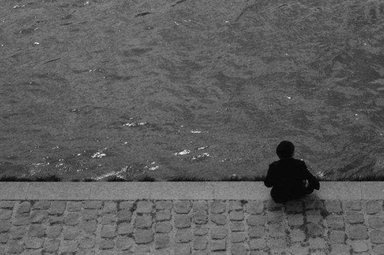 Seine (  - photography, blackandwhite - danzeppo | ello