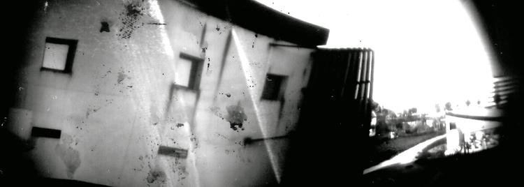 Pinhole photography - pinhole, college - alesa-7823 | ello