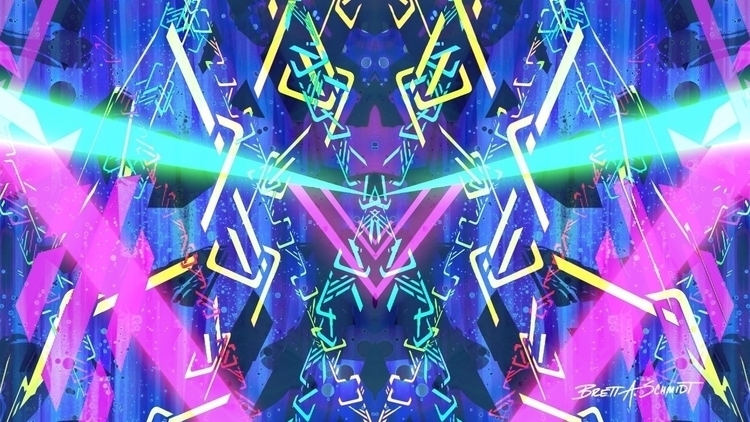 Lasers Tuts - symbols, electro, wild - monkeymesh | ello