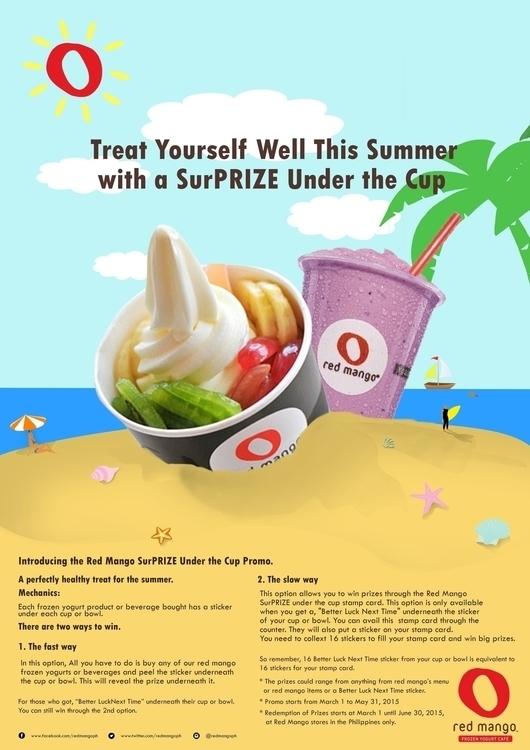 Sustaining Ad Red Mango promo-s - fatimaongleo | ello