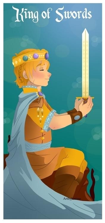 illustration, characterdesign - artbyjenisse | ello