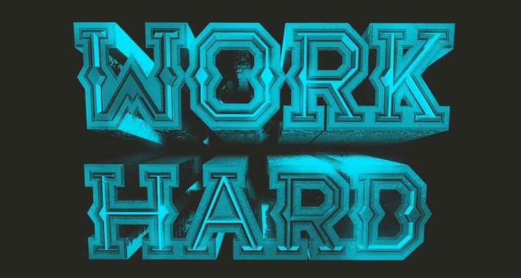 lettering, typography - antonbohlin-4241   ello