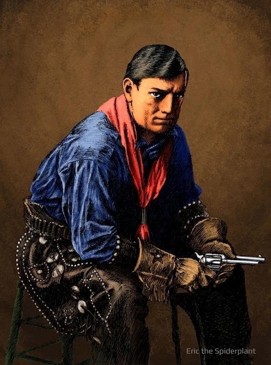 Broncho Billy, Hollywood pionee - dannybriggs   ello