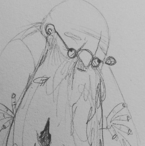 friendly companion - illustration - finlaysonillustration | ello