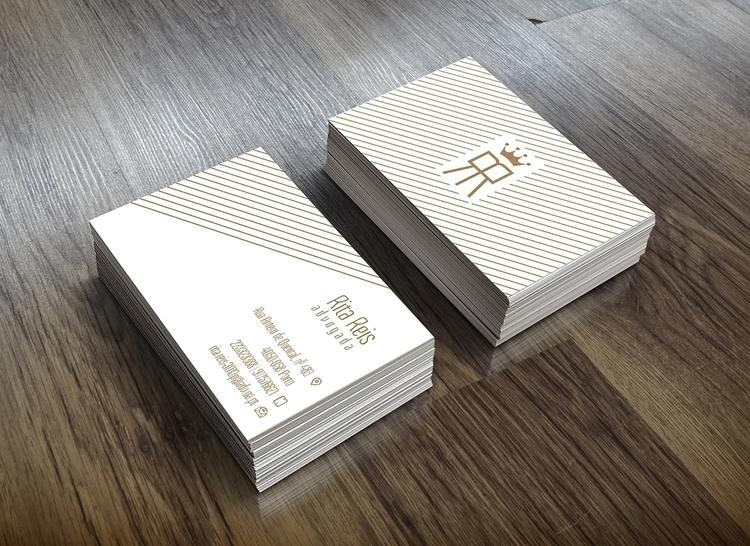 Lawyer Identity - lawyer, branding - ritateixeira-5217 | ello