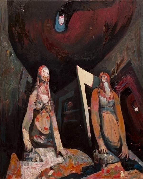painting, fineart, contemporary - ilyashkipin | ello