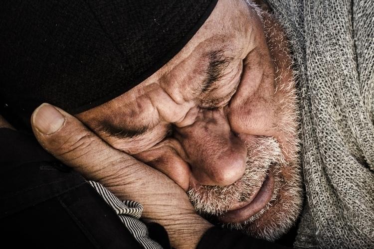 Wrinkles crinkles face iranian  - eliasbranch | ello