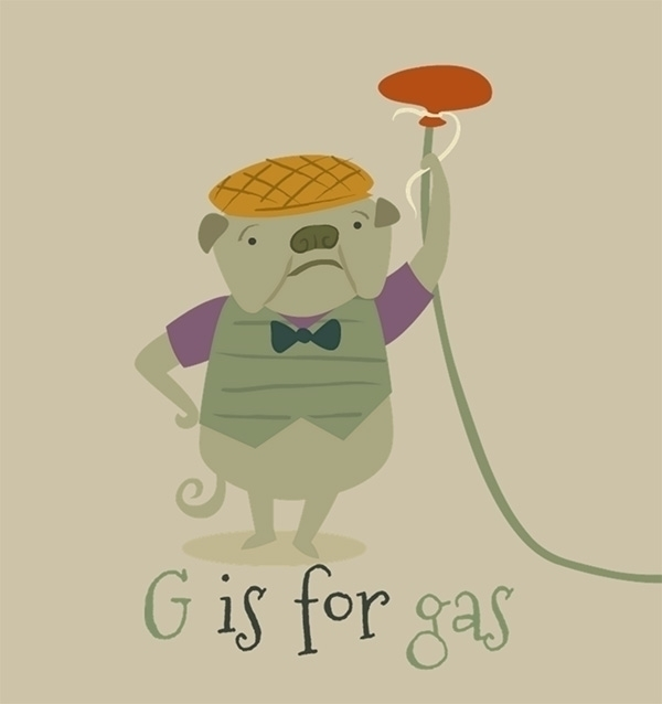 Gas - BalloonABC - tracysabin | ello