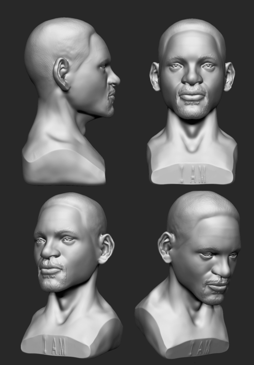 Likeness - Smith - 3d, likeness - janderson-7361 | ello