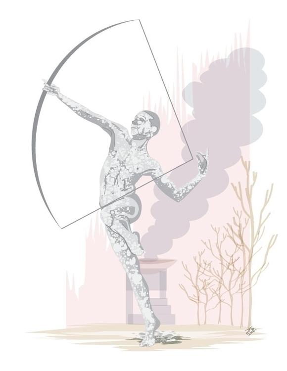 Stone surreal graphic design pi - jessieg-1223 | ello