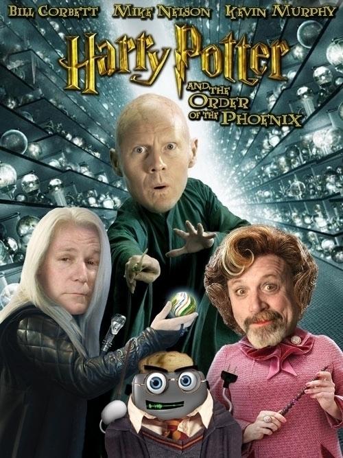 RiffTrax: Harry Potter Order Ph - jasonmartin-1263 | ello