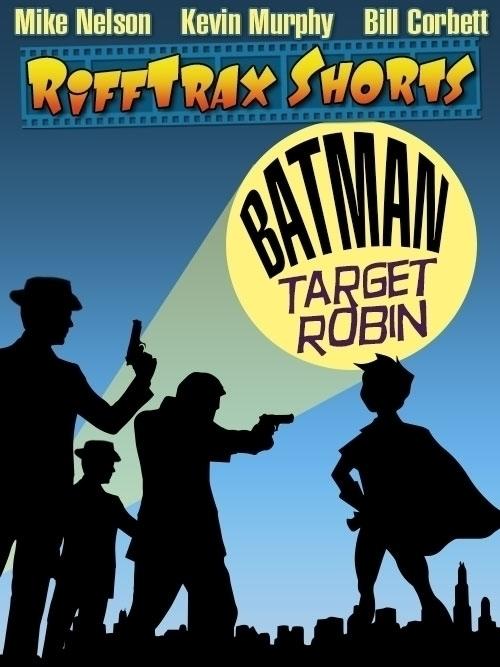 Sixth Batman Shorts series Riff - jasonmartin-1263   ello
