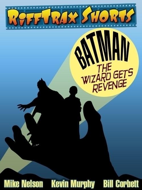 9th Batman Shorts series RiffTr - jasonmartin-1263 | ello