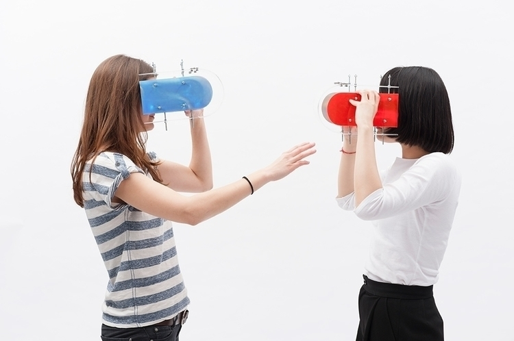 CTRL + Interactive Installation - meret | ello