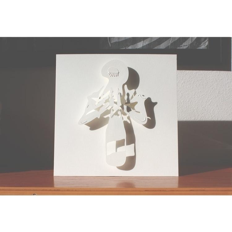 Heaven | Paper Cut 12 - papercut - aznmade | ello