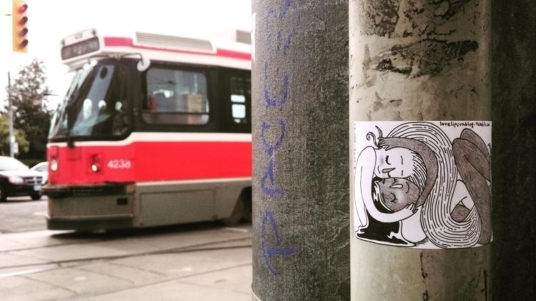 Art attack Queen street Toronto - pavisnella | ello