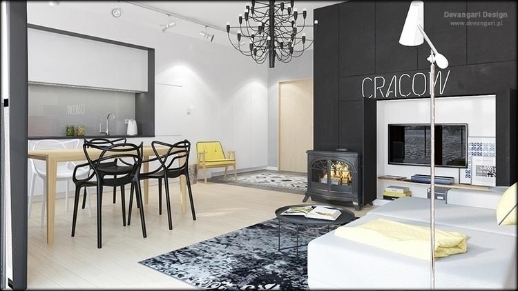 interior, interiordesign, 3dinteriordesign - devangari-8254 | ello