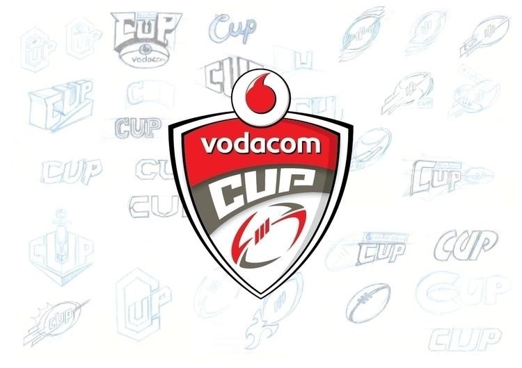 Vodacom Cup - identity, logo, logodesign - paulvosloo | ello