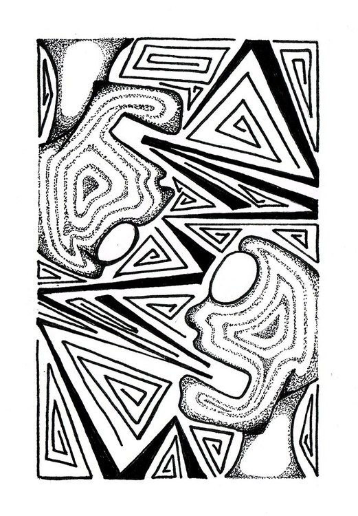 Inktober 2015 Day 3 - illustration - stephencunniffe | ello