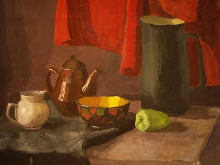 painting - uliana-3155 | ello